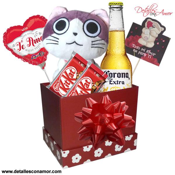 Detalles con amor rosas chocolates y regalos para detalles for Regalos de amistad para hombres